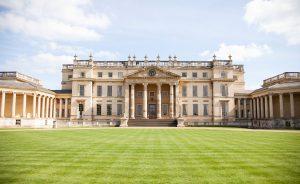 Stowe House in Buckinghamshire