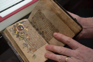 Sudeley Castle The Bohun Book of Hours