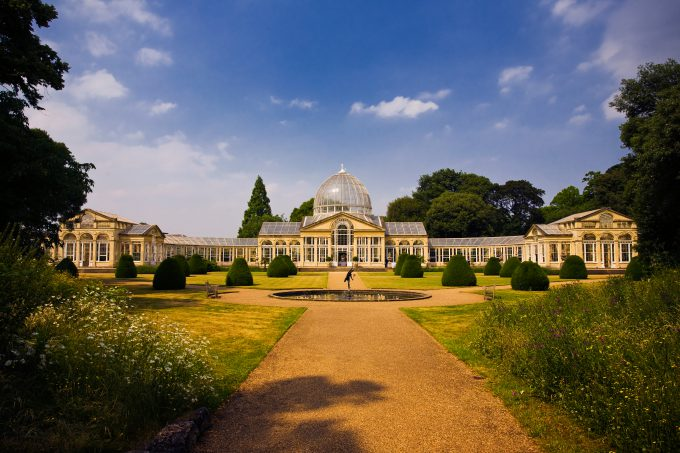 Syon Park house in Middlesex