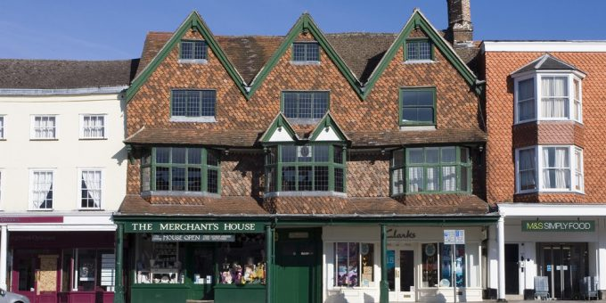 The Merchant's House in Wiltshire