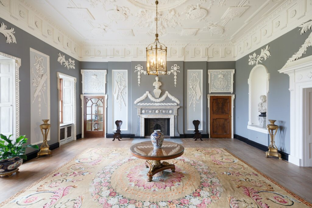 Marchmont House Saloon Pic © Dillon Bryden (limited use)