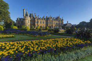 Waddesdon Manor Gardens credit Chris Lacey