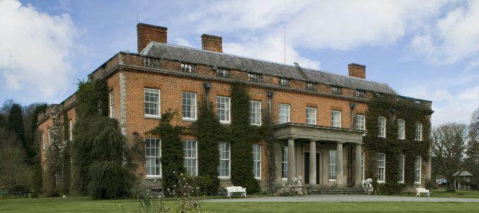 Walcot Hall in Shropshire