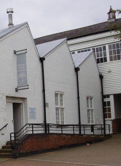 Warner Textile Archives in Essex