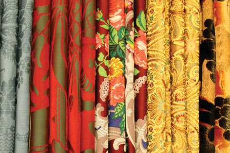 Warner Textile Archive cloth