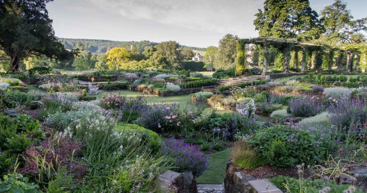 West Dean House and Gardens in West Sussex