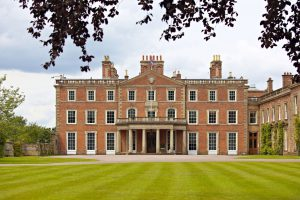 Weston Park historic country house