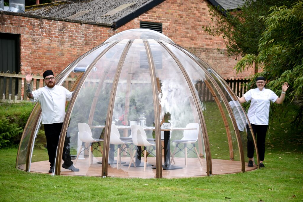 Weston Park Chefs & Dome