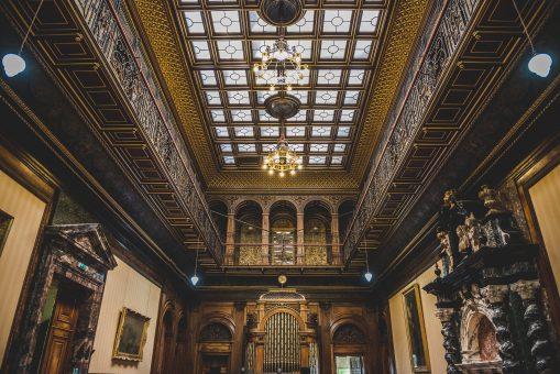 Westonbirt House Great Hall