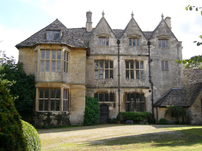 Whittington Court in Gloucestershire