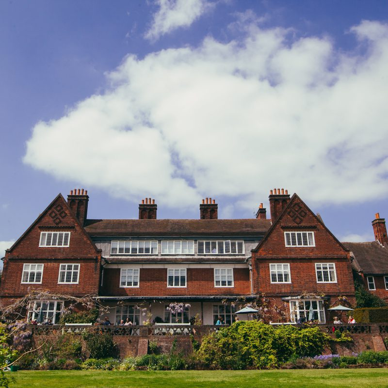 Winterbourne House and Gardens in Birmingham