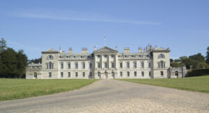 Woburn Abbey in Bedordshire was the home of English Afternoon Tea