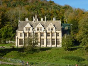 Woodchester Mansion in Gloucestershire