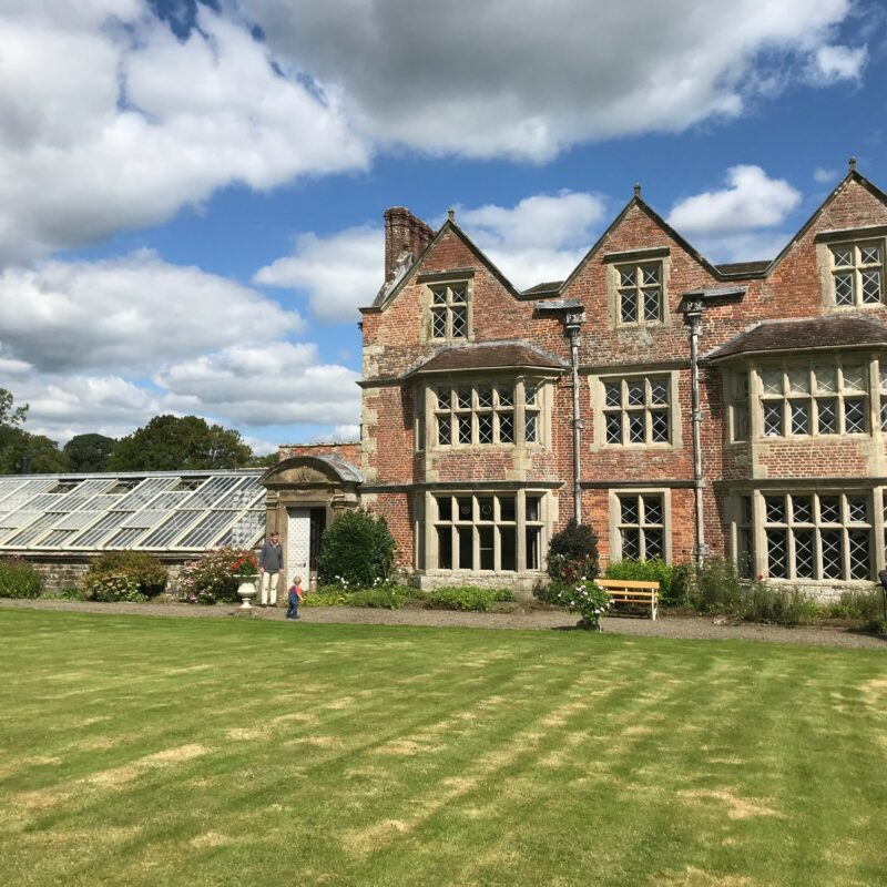 Acton Scott Hall beautiful English house