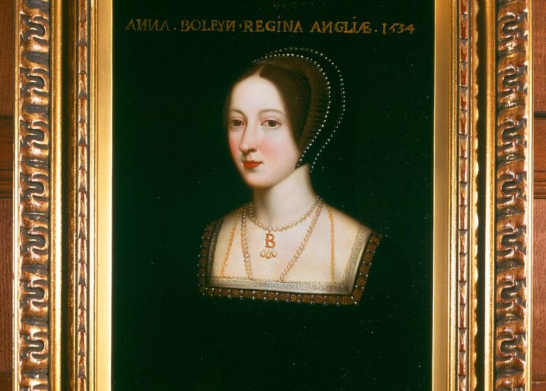 Anne Boleyn Exhibition at Hever Castle