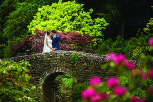 Bressingham Hall wedding