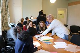 Dyslexia workshop Bell House