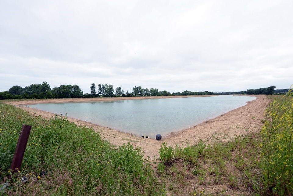 Holham's four reservoirs