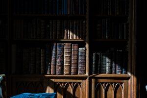 Light on the books at Cheeseburn