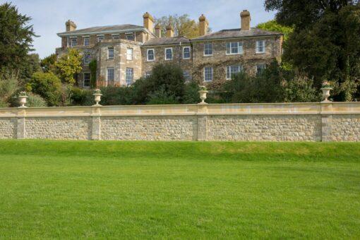 Terraces at Riverhill Garden