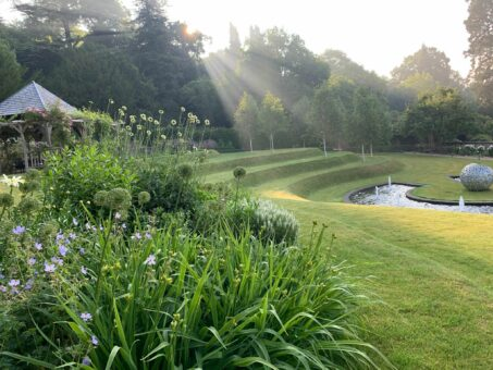 Walled Garden at Riverhill