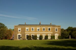 East facade of Fulham Palace, Credit Cinzia Sinicropi