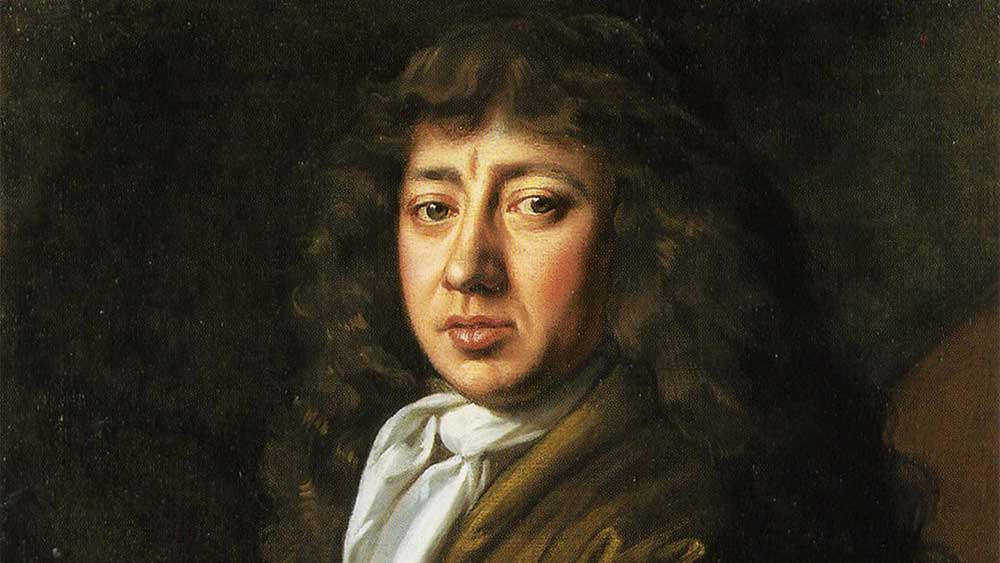 samuel-pepys at Mapperton