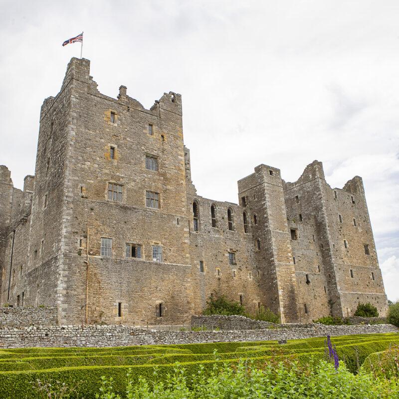 Bolton Castle image credit Gareth Buddo