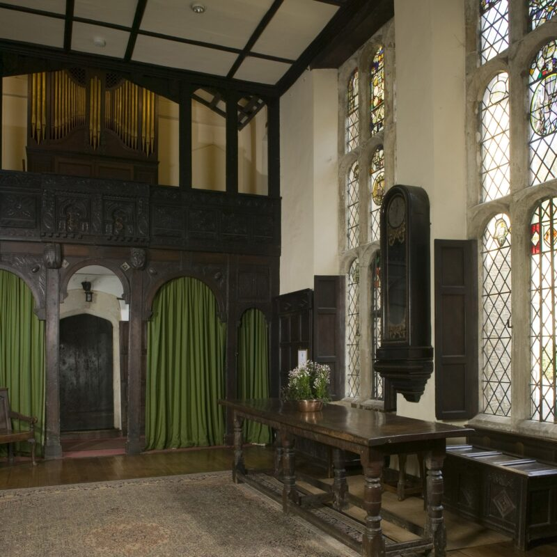 The Great Hall at Chavenage - J. Kerr Photography