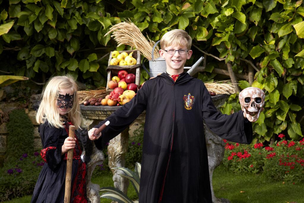 Hever Castle Halloween