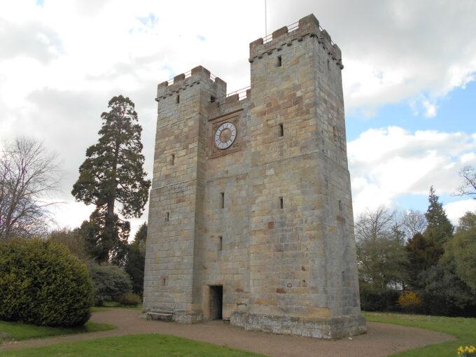 Preston Tower Northumberland