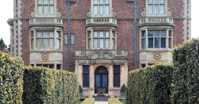 Sandringham House in Norfolk