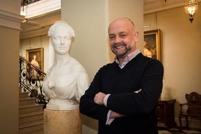 Curator & Head of Learning Gareth Williams Weston Park