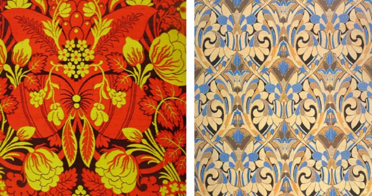 Warner Textile Archive fabric two